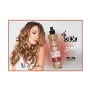 CURL - SPRAY INTRETINERE BUCLE NATURALE CU MIERE 200 ML